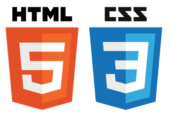 HTML/CSS Template System