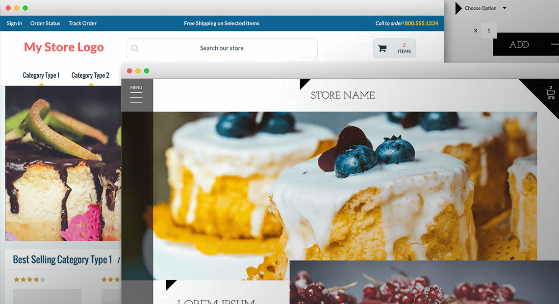 eCommerce Website Templates: Friend or Foe?