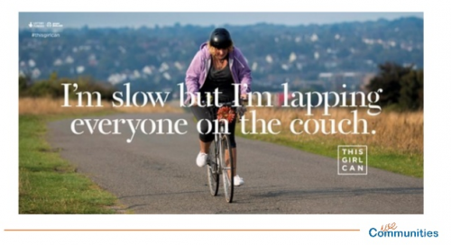 I'm slow but I'm lapping everyone on the couch.